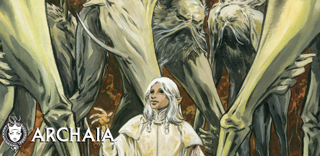 EXCLUSIVE: Kencho knows what's up with Thurma in 'The Power of the Dark Crystal' #9