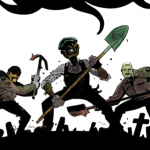 Humor and style make 'The Gravediggers Union' #1 a dark, satirical creepshow