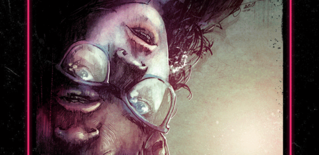 The combined might of a huge creative team gives horror comic 'Evolution' its edge