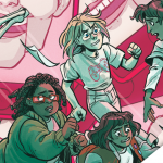 EXCLUSIVE: Kick off your week with Naomi Franquiz's cover to 'Goosebumps: Download and Die!' #1