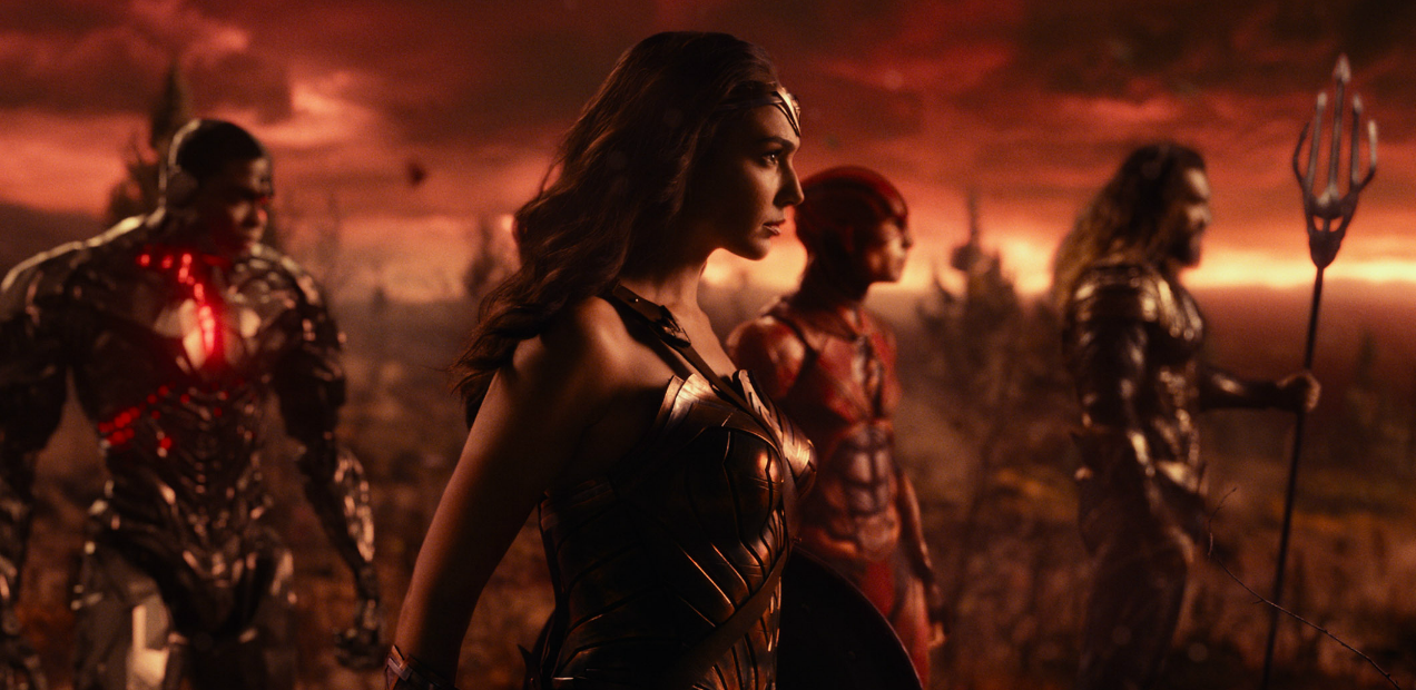 Best intentions aside, 'Justice League' is an outright calamity