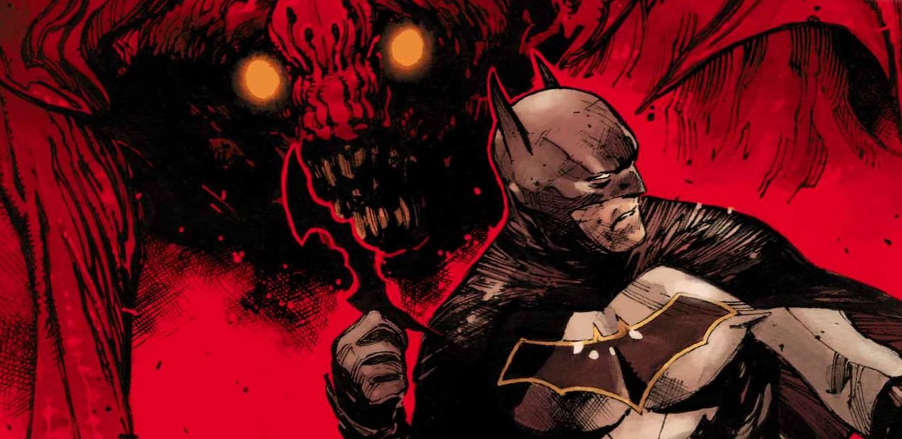 Haunting 'Batman: Lost' one-shot creeps into the dark night of Bruce Wayne's soul