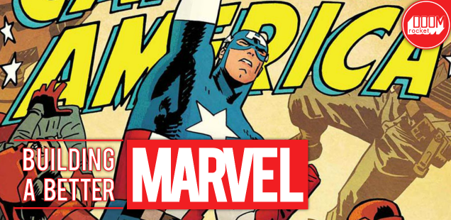 'Captain America' #695 a textbook example of essential superhero storytelling