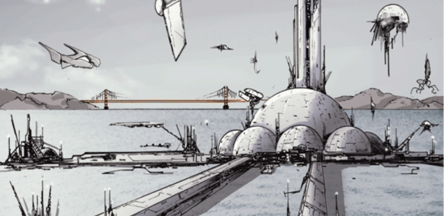 'Port of Earth' uses allegory to cut to the heart of contemporary geopolitics