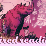 We are living for 'Cloudia & Rex', a mega-myth of tenacity and imagination