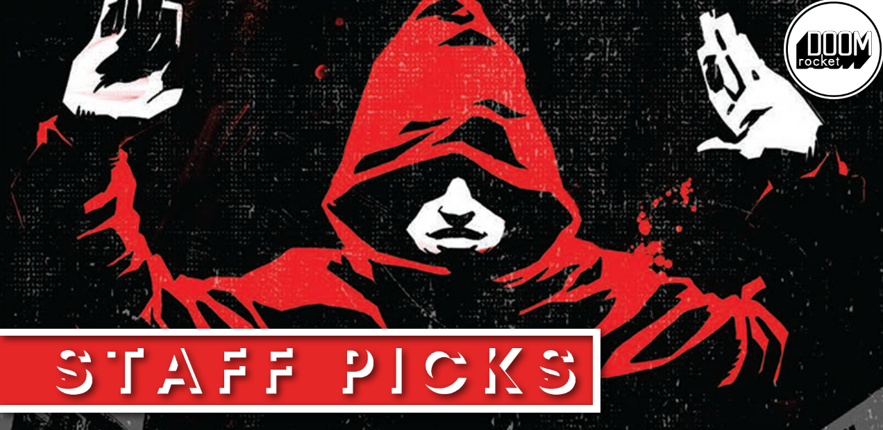 Staff Picks: If you read one book this week, read 'Black'