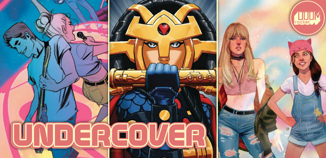 Undercover, or: Seven covers from this week that we won't live without