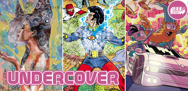 Undercover, or: Four covers from this week that we won't live without