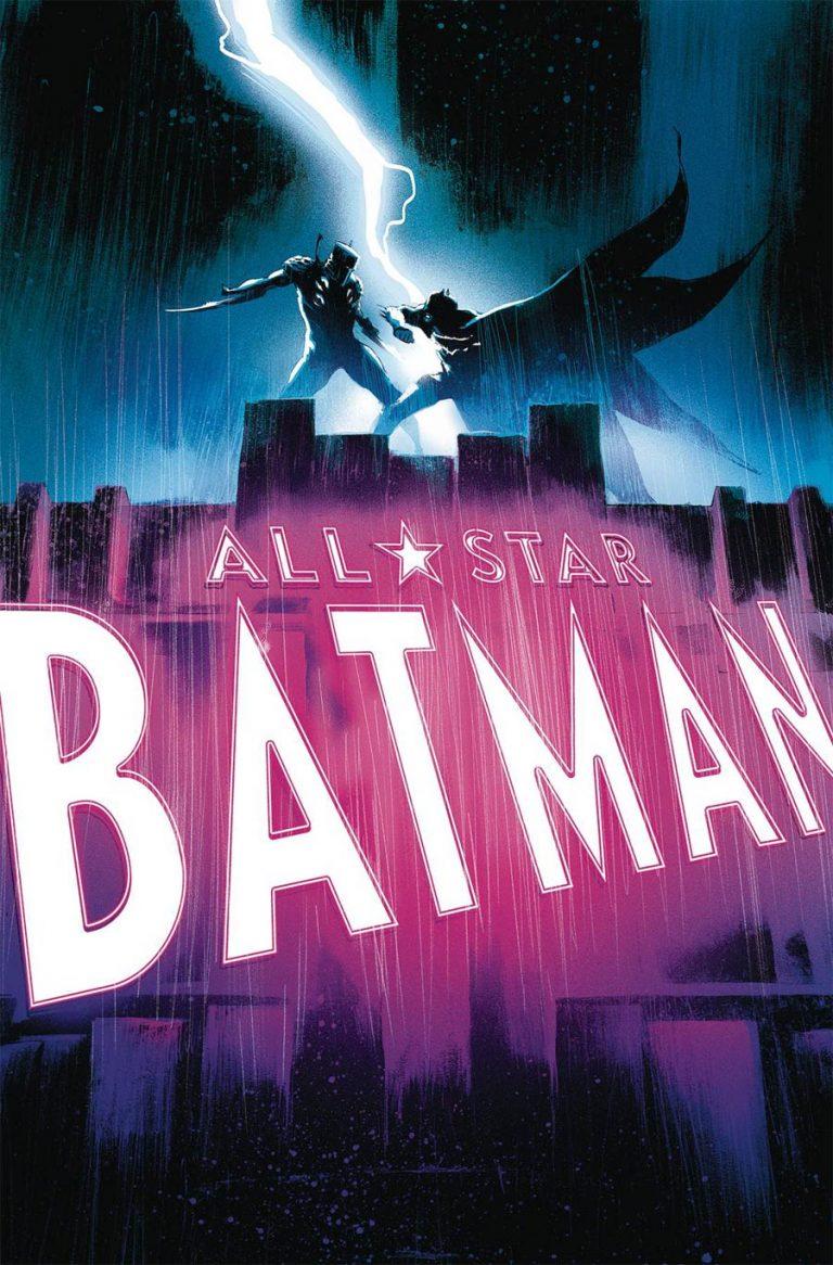 All-Star Batman #13, by Rafael Albuquerque. (DC Comics)