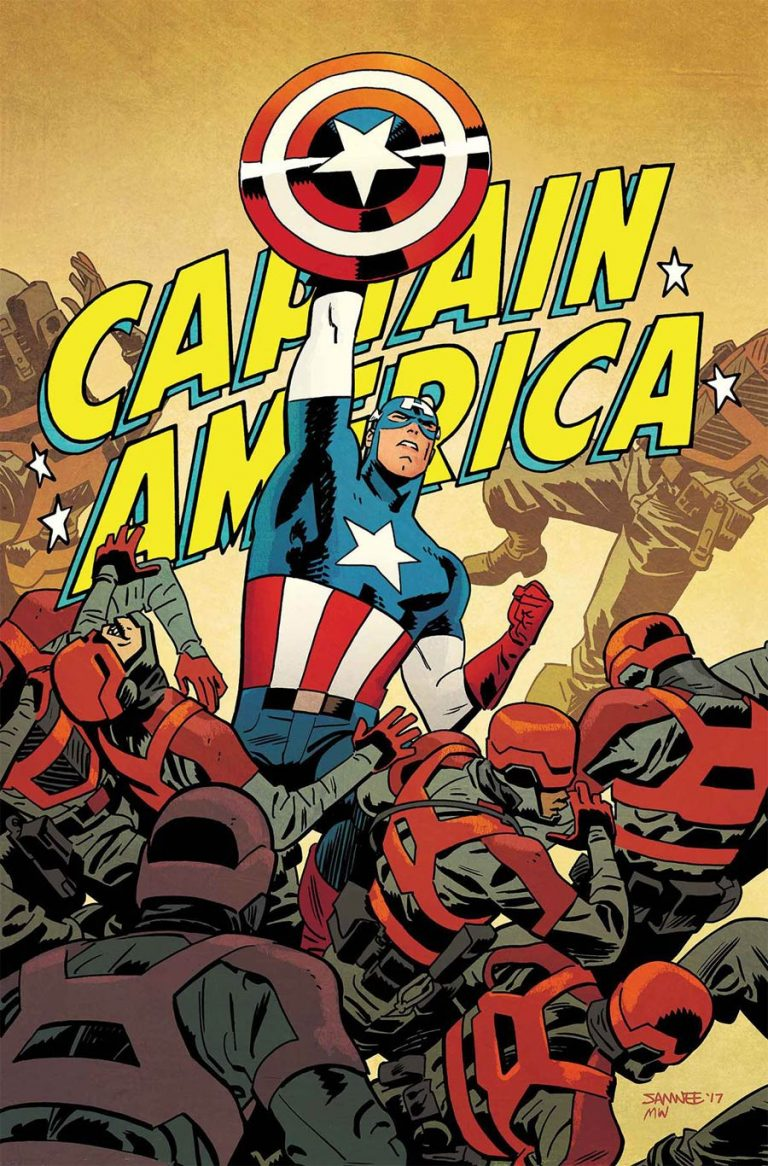 Best Single Issues: Captain America #695