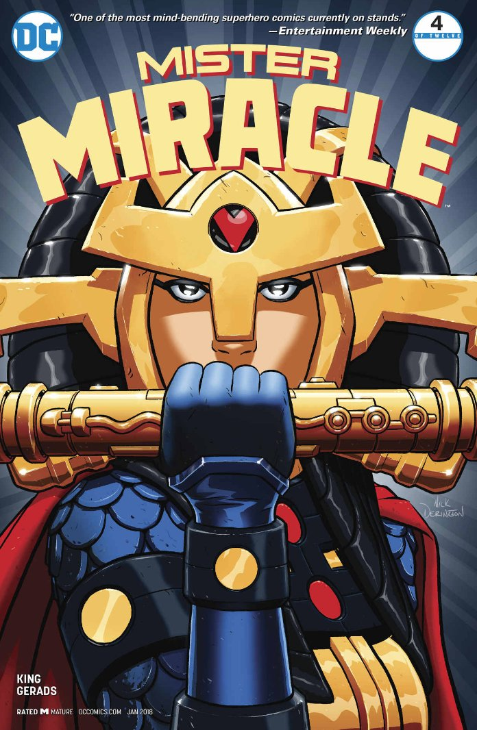 Best Single Issues: Mister Miracle #4