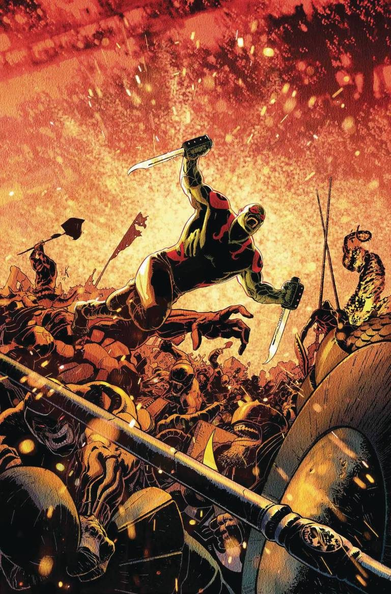 All-New Guardians of the Galaxy #7, by Aaron Kuder. (Marvel Comics)