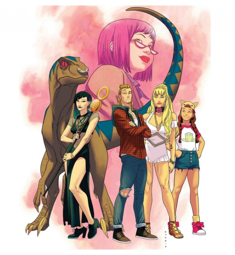 Art by Kris Anka and Matt Wilson/Marvel Comics