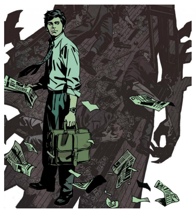 Art by John Paul Leon/DC Comics
