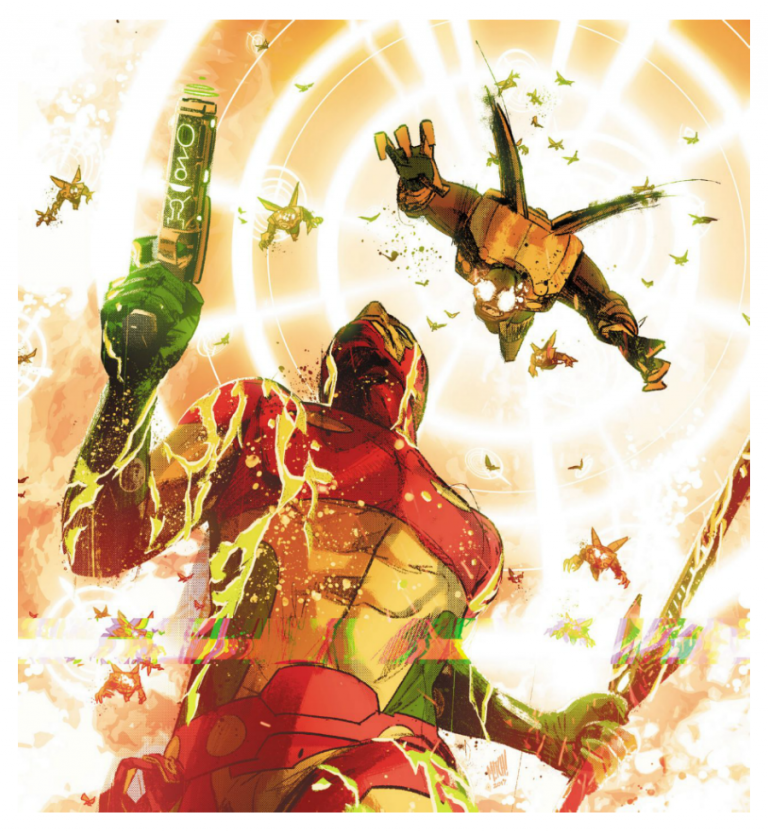 Mister Miracle. Art by Mitch Gerads/DC Comics