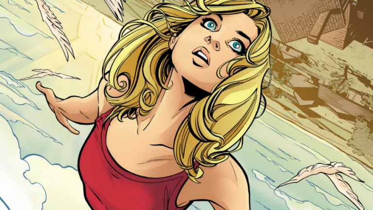 Supergirl: Being Super. Art by Joëlle Jones and Kelly Fitzpatrick/DC Comics
