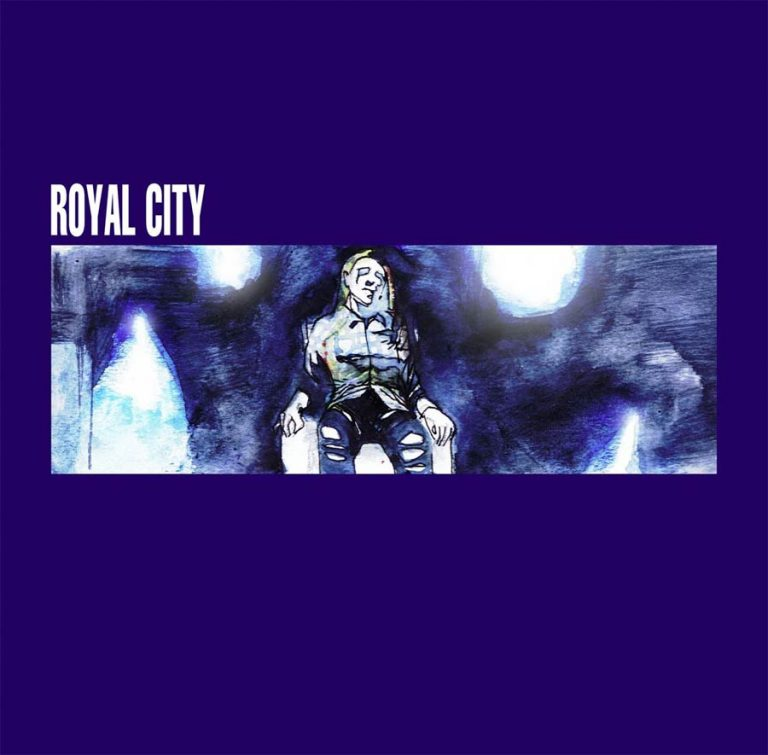 Undercover: Royal City #9, by Ray Fawkes. (Image Comics)