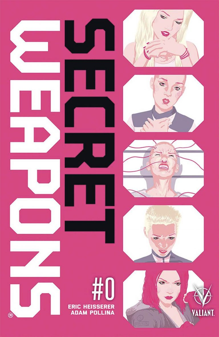 Week in Review: Secret Weapons #0