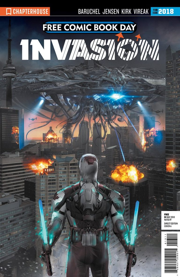 Chapterhouse FCBD 2018: Invasion
