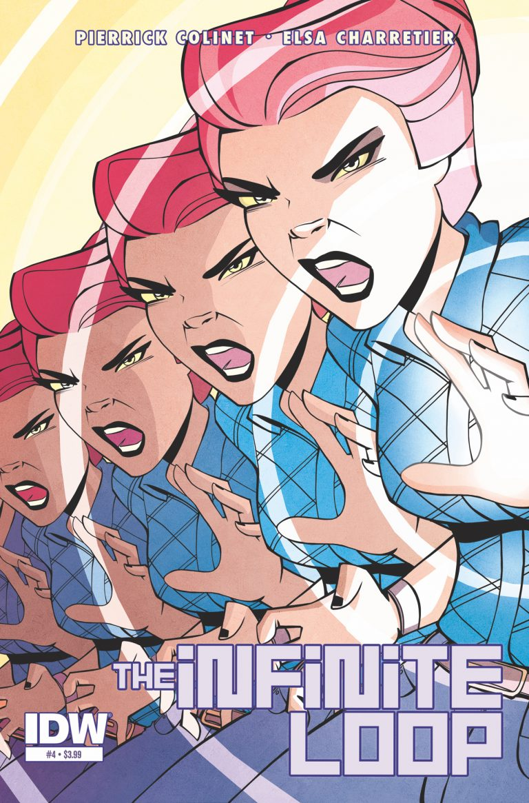 Staff Picks: Infinite Loop: Nothing but the Truth #4