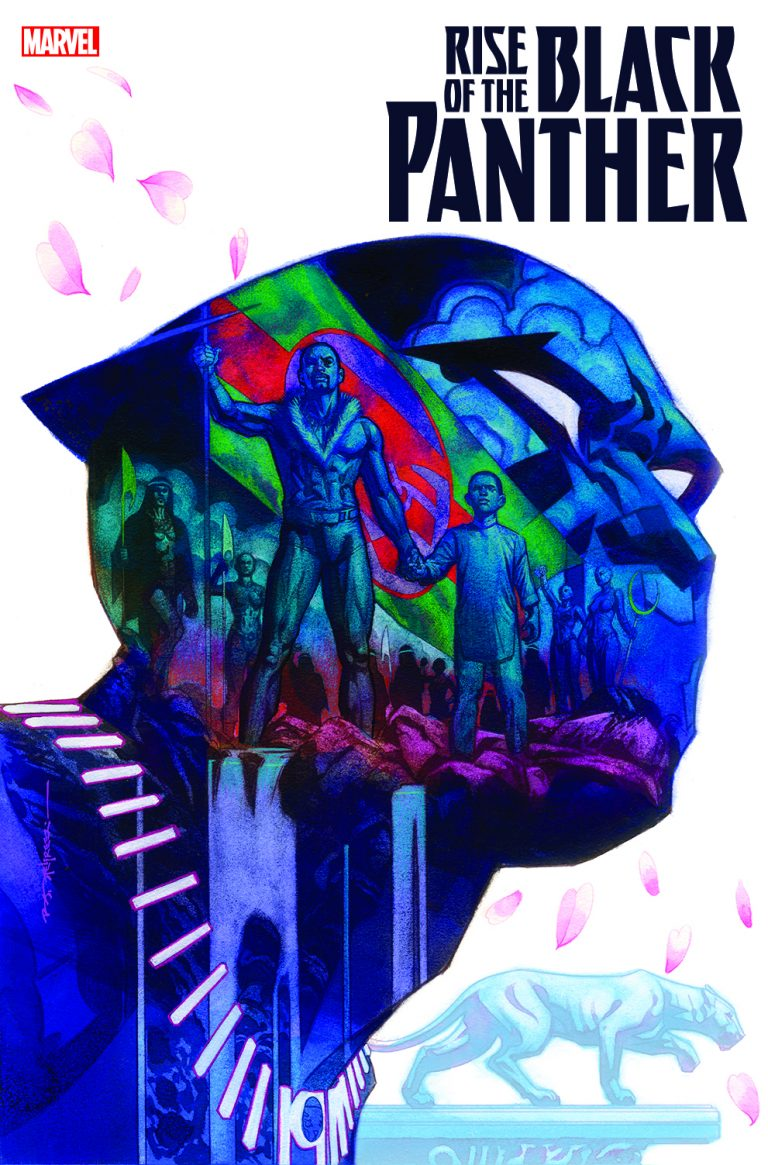 Week in Review: Rise of the Black Panther #1
