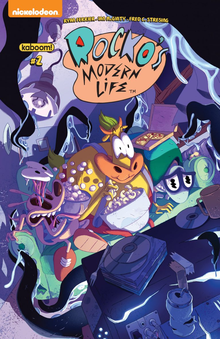 WEEK IN REVIEW: Rocko's Modern Life #2