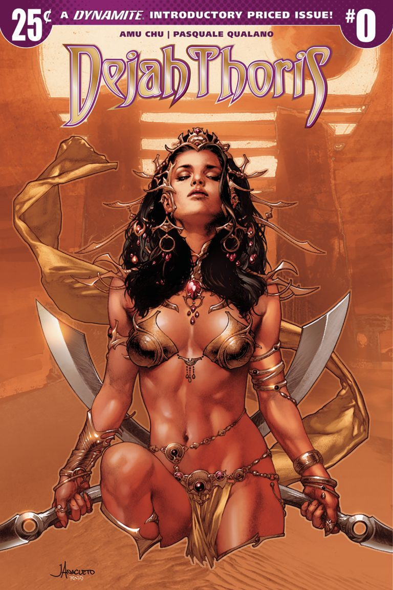 WEEK IN REVIEW: Dejah Thoris #0