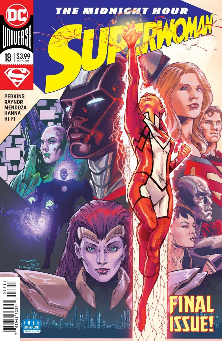 Staff Picks: Superwoman #18