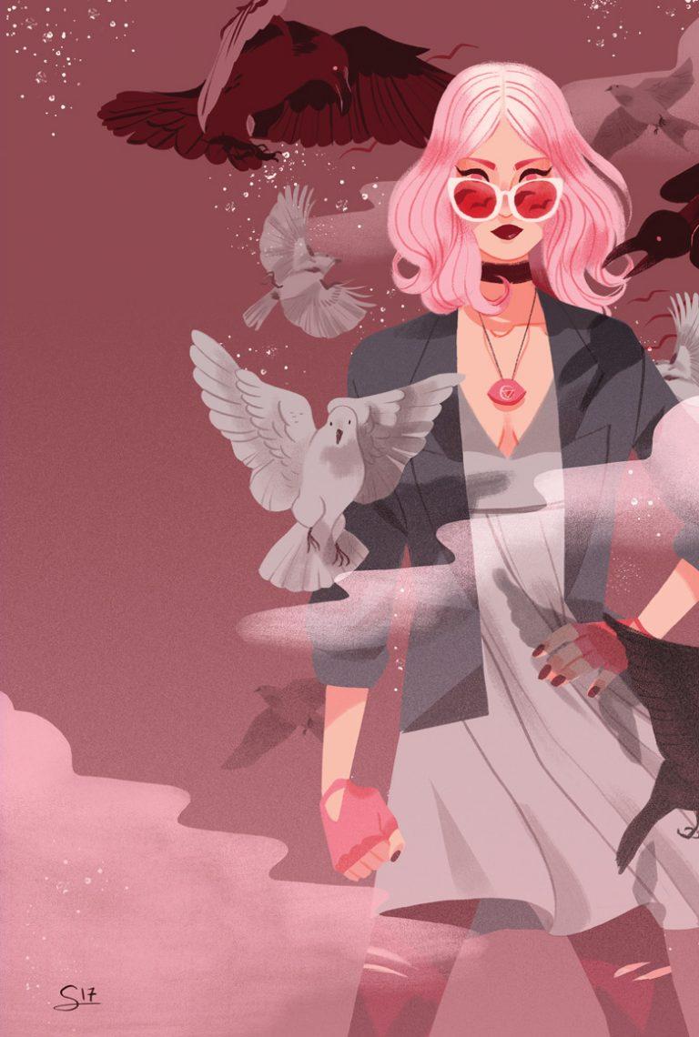 Undercover: Secret Weapons #0, by Sibyline Meynet. (Valiant)