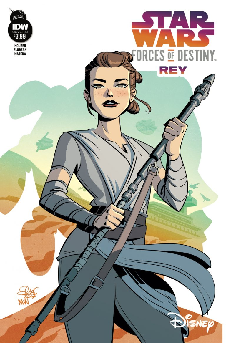 WEEK IN REVIEW: Star Wars Forces of Destiny: Rey