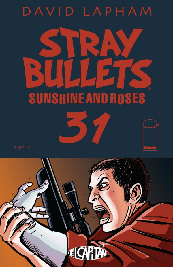Staff Picks: Stray Bullets: Sunshine and Roses #31