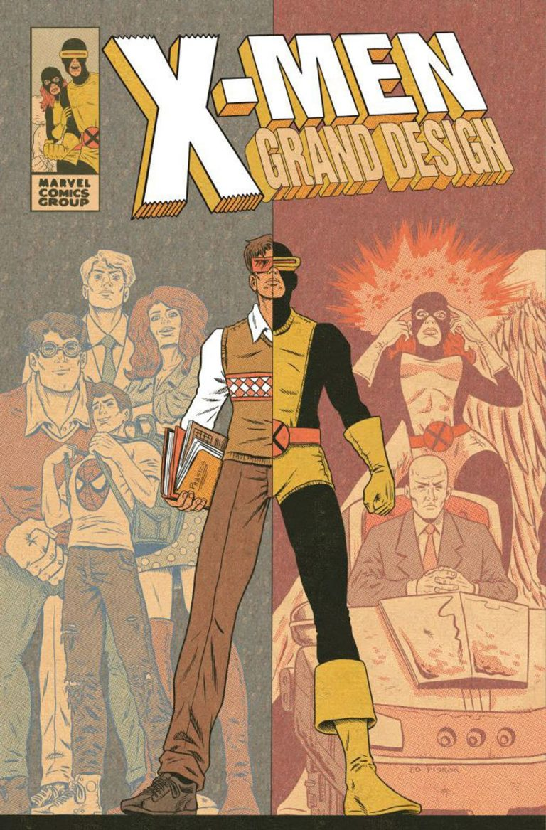 Building a Better Marvel: X-Men: Grand Design
