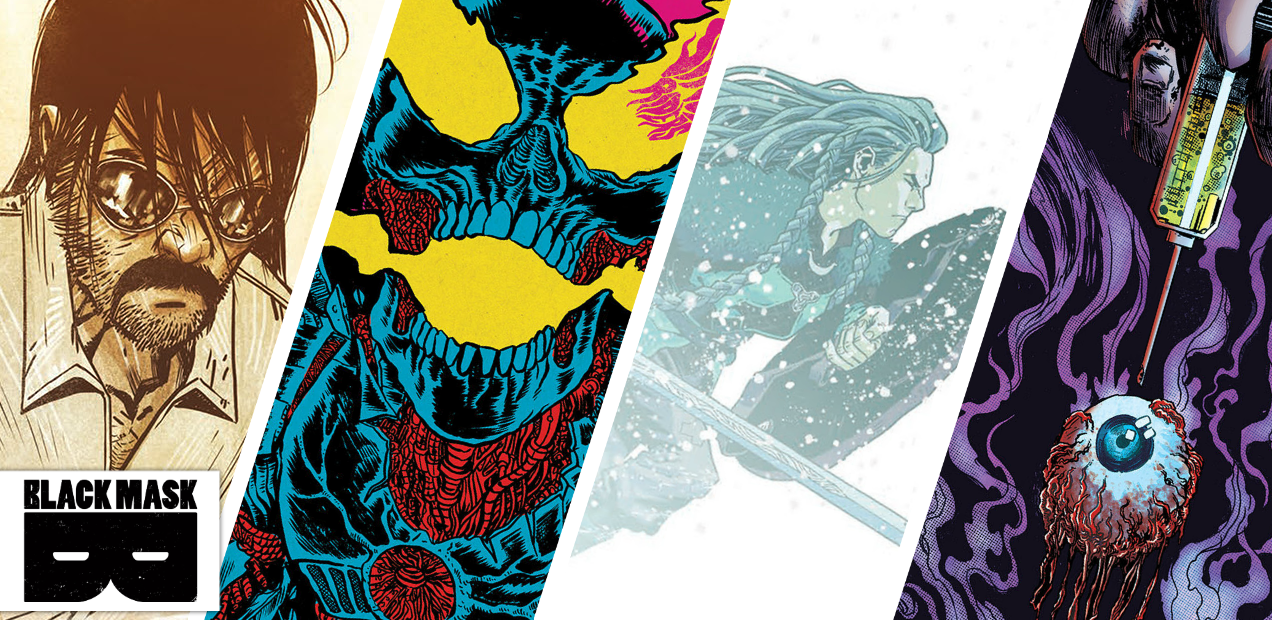 Giant-Size Black Mask Preview: 'Space Riders'! 'Gravetrancers'! 'Eternal'! And more!