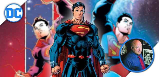 Now we know what Brian Michael Bendis' first post-deal DC story will be