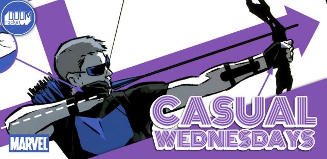 'Black Lightning', CW DC Stuff, & Hawkguy — CASUAL WEDNESDAYS WITH DOOMROCKET