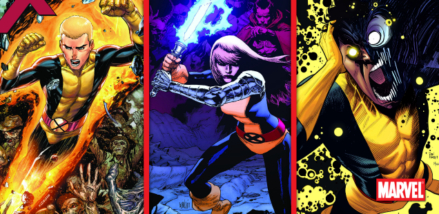 Marvel announces 'New Mutant' variant cover program ahead of 'Dead Souls'