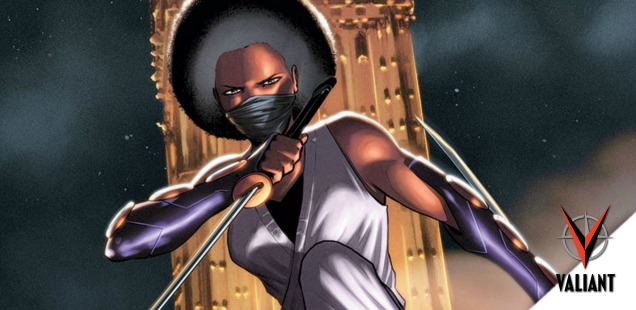Preview: 'NINJA-K' #4 a jaw-crackin', 40-page gauntlet of intrigue