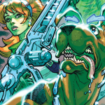 EXCLUSIVE: Scoob and the gang take a nice dip in the sewers in 'Scooby Apocalypse' #21