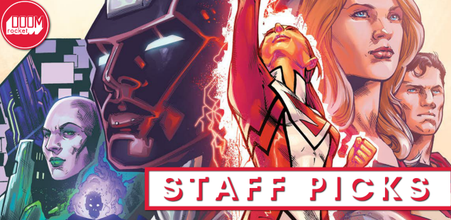 Staff Picks: We 💖 'Superwoman', and we will miss her