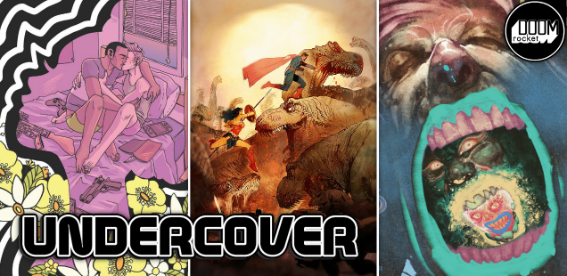 Undercover, or: Five covers from this week that we won't live without