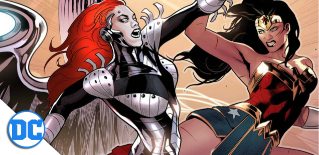 EXCLUSIVE: The Silver Swan's guilt trip gets deadly in 'Wonder Woman' 39