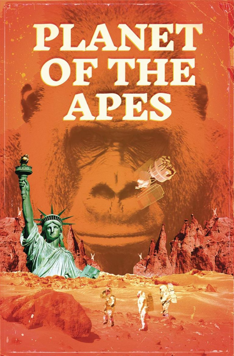 Undercover: Planet of the Apes: Ursus #2, by Becca Carey. (BOOM! Studios)
