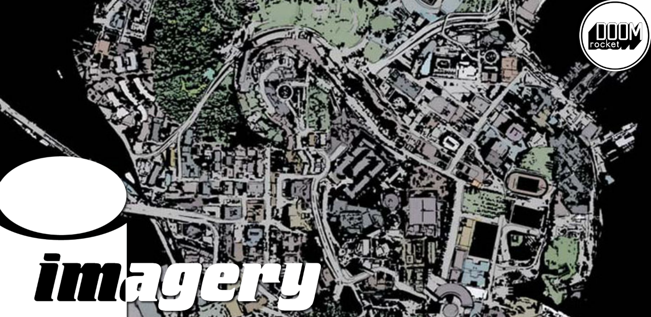Lemire & Sorrentino further their own formidable legend with 'Gideon Falls'