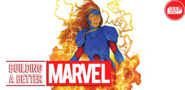 'X-Men: Red' puts Jean Grey at the center of an exciting new Marvel vision