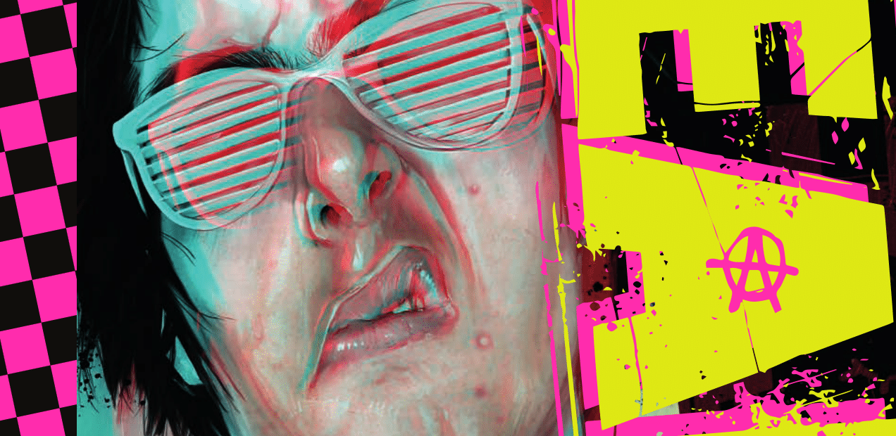 'Punks Not Dead' is absolutely loud and rowdy punk rock for your eyeballs