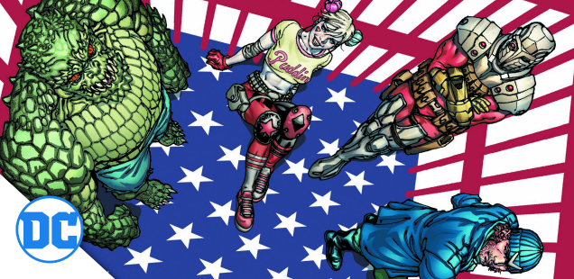 EXCLUSIVE: The sins of Task Force X come back to haunt them in 'Suicide Squad' #36
