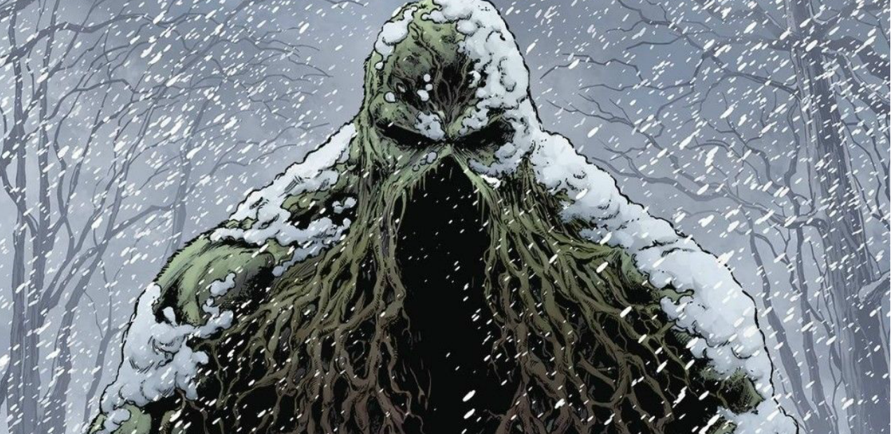 'Swamp Thing Winter Special' a melancholic distillation of Wein & Wrightson's sad boy
