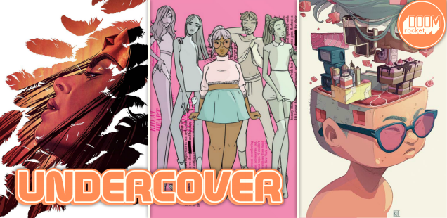 Undercover: Cassey Kuo busts our domes open with the debut of 'Full Bleed'