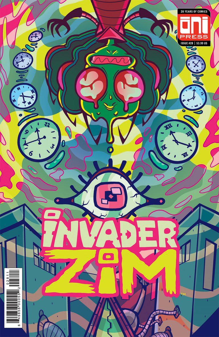 Staff Picks: Invader Zim #28