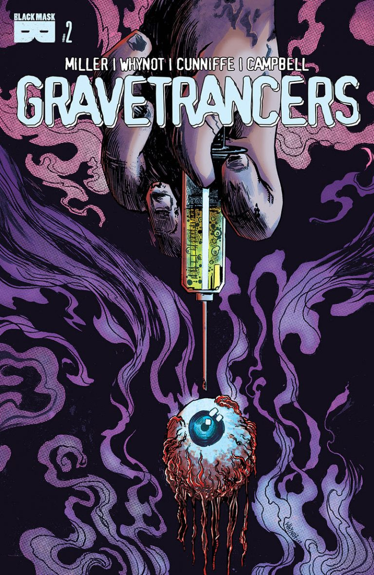 Week In Review: Gravetrancers #2